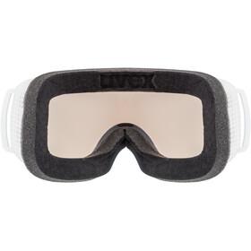 UVEX Downhill 2000 S V Gafas, white/variomatic silver